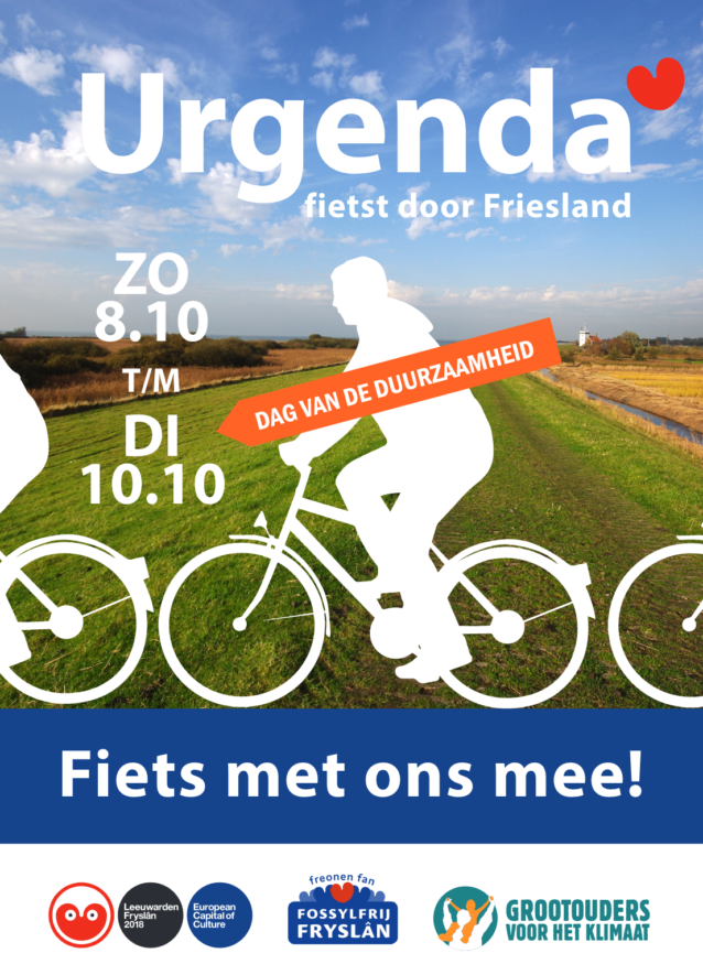 Urgenda fietstocht