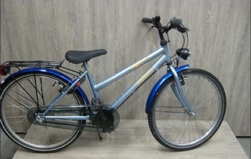 De fiets van Zahar