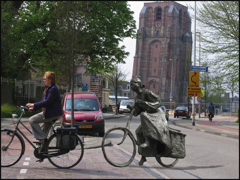 Fietsen in Leeuwarden