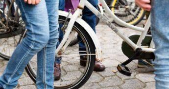 Doneer een fiets