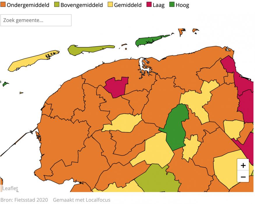 Fietsstad FRL 2020