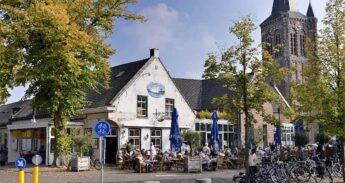 cafe-rest. de zwaan in son