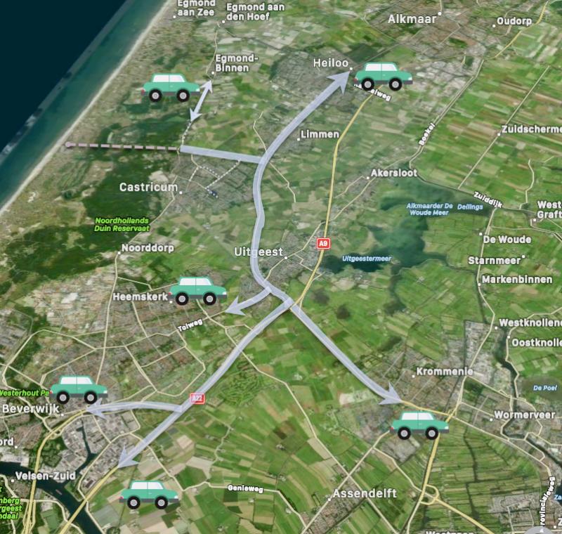 Regionaal autoverkeer
