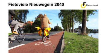 Voorpagina Fietsvisie Nieuwegein 2040