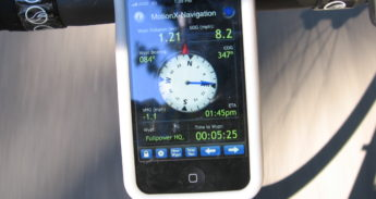 GPS_on_smartphone_cycling