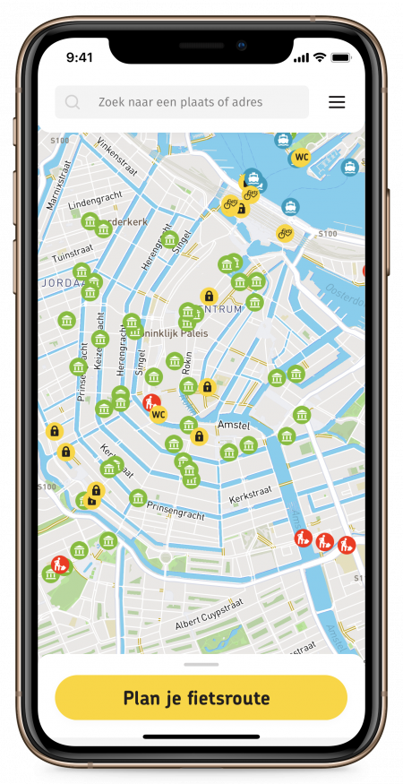Routeplanner – 3B