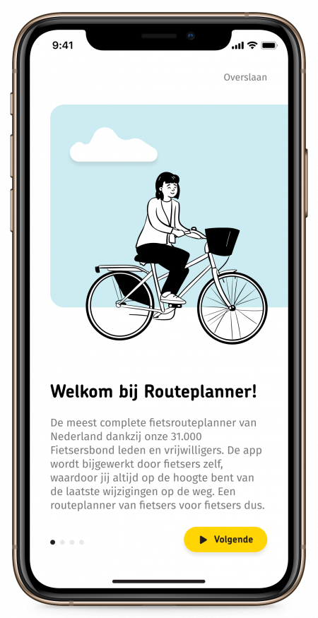 Routeplanner – 1