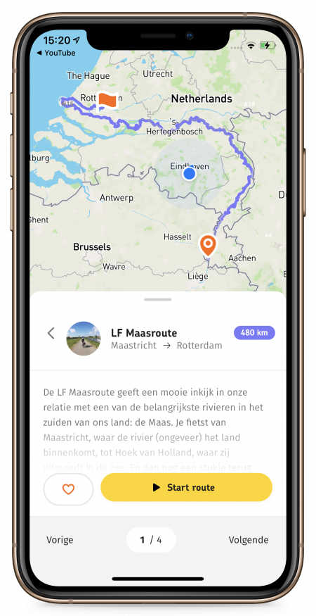 Routeplanner – 11A