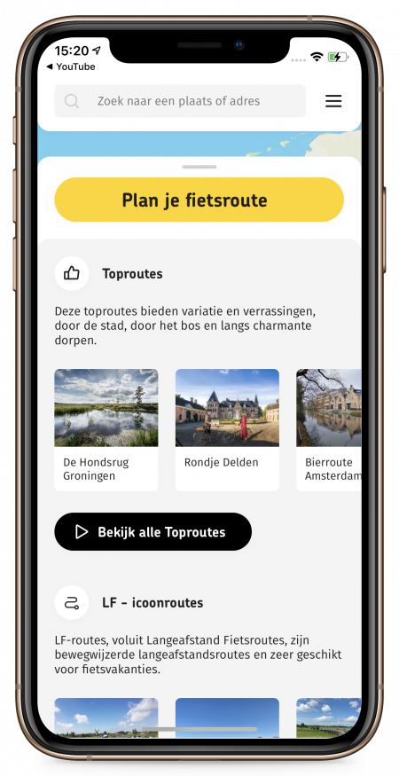 Routeplanner – 10