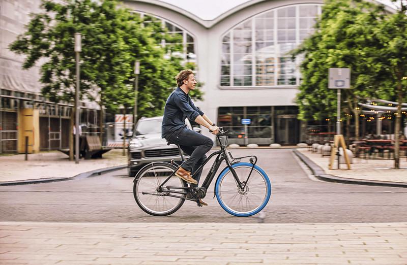 swapfiets power7 fietser