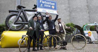 Zwolle Fietsstad prijs