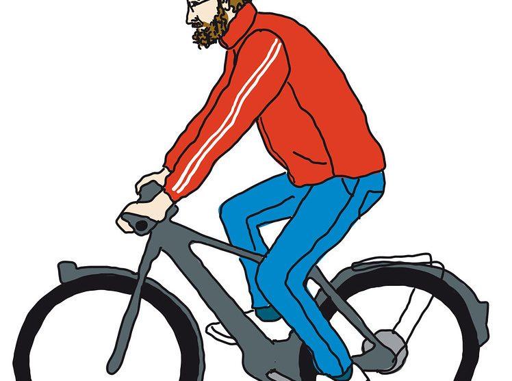 fietshouding licht sportief