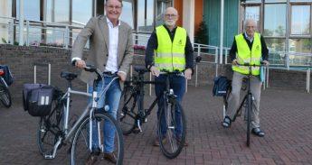 Inspectie fietspaden 16-09-2021