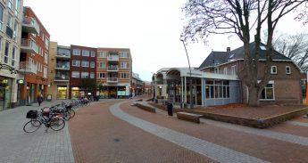Centrum Rosmalen, Groen veilig en bereikbaar