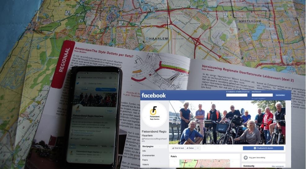 FB Regio Haarlem sociale media